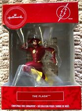 2019 Hallmark Red Box Christmas Tree Ornament Dc Warner Brothers The Flash New