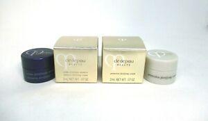 Cle De Peau Beaute Protective Fortifying Cream & Intensive ~ .07 oz (each) BNIB
