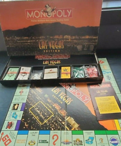 Monopoly Las Vegas Edition 1997 ***Game Replacement Pieces ***YOUR CHOICE