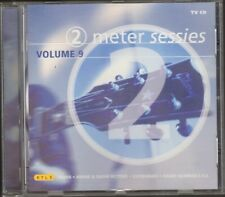 2 METER SESSIES volume 9 ANOUK Willy DeVille RANDY NEWMAN David Crosby VENICE