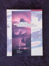 Allan Lindesay & Parker - El Nino Southern Oscillation & Climatic Variability HC