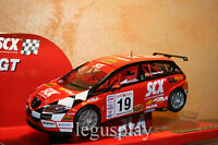 Slot Scx Scalextric 62370 Seat Leon Scx L.Carlos Maurel - New