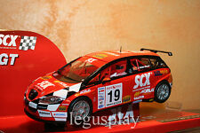 Slot SCX Scalextric 62370 Seat Leon SCX L. Carlos Maurel - New
