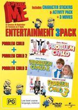Problem Child / Problem Child 2 / Problem Child 3 - Junior in Love (DVD, 2007, 3-Disc Set)