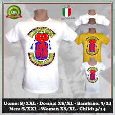 T-SHIRT SOLO PUFFIN BUD SPENCER MARMELLATA JAM TERENCE HILL UOMO DONNA BAMBINO