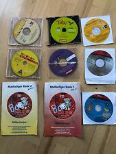 Klett Cornelsen Westermann Software Mathematik u Deutsch Grundschule Klasse 1+2