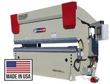 "New 144"" Iroquois CNC Y1/Y2 Syncro Hydraulic Press Brake, 200 ton, MADE IN USA!"