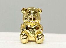 Authentic Pandora Charm Shine Theodore Teddy Bear #767236