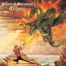 YNGWIE MALMSTEEN Trilogy JAPAN MINI LP SHM CD