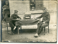 France, Guerre 1914/1918 - Opérateurs Radio Paul Gleyses 16 R Vintage silver pri