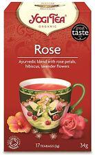 Yogi Tea Rose Tea - 17 sachets