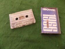 Cassette: DAVID BOWIE 1966 1970's POP ROCK