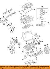 VW VOLKSWAGEN OEM 06-08 Passat Camshaft Cam-Tensioner Pulley 06D109243B