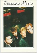 CPM - Carte Postale DEPECHE MODE