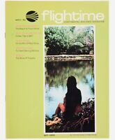 FLIGHTTIME In-Flight Magazine March 1969 Continental Airlines VG