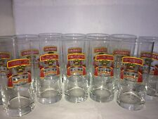 Smirnoff Hi-Ball Tumbler Vintage (1970s?) Box of 12