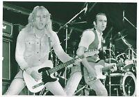 RICK PARFITT PHOTO STATUS QUO LONDON 1986 12INCH UNRELEASED UNIQUE EXCLUSIVE GEM