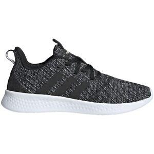 Womens Adidas Puremotion Core Black Athletic Running Sport Shoe FW8668 Size 6-10
