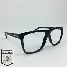 SPECSAVERS eyeglasses BLACK OVERSIZED SQUARE frame MOD: st Ives 30519671