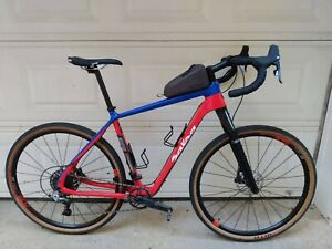 2019 Salsa Cutthroat Rival 1x, Large, Carbon