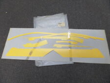 NOS Yamaha OEM Fuel Tank Graphic Set 1984 - 1985 RZ350 29L-24240-50