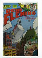 Reid Fleming World's Toughest Milkman #1 1987 Eclipse Comics FN Free Shipping