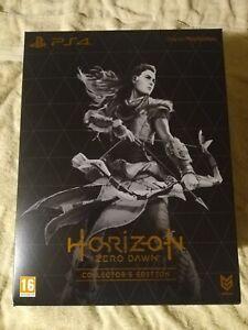 Horizon Zero Dawn Collectors Edition PlayStation 4 New & Sealed