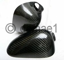 echt carbon Spiegelkappen Cover Honda CBR VTR CBF VFR CB 600 800 900 1000