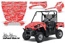 AMR Racing Kawasaki Teryx 750 2 Door Graphic Decal Kit UTV Parts 10-12 SSSH W R