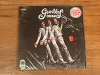 Cream LP in Shrink w/ Hype Sticker - Goodbye - Atco Records SD 7001