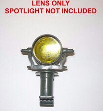 CUSTOM YELLOW Lens for GI Joe Spotlight fits 1985 Watch Tower Headquarters