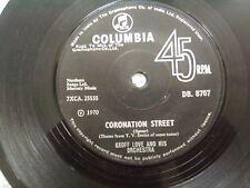 "ALIRIO DIAZ GEOFF LOVE  RARE SINGLE 7"" INDIA INDIAN 45 rpm VG+"