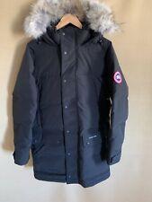 Canada Goose Men's Emory Down Parka with Fur-Trim Hood Size L