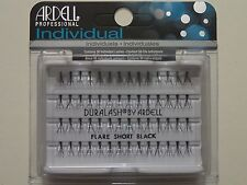 (LOT OF 40) Ardell Duralash FLARE Short Individual Lashes Ardell Eyelashes Black