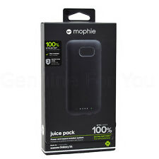 Genuine Mophie Juice Pack 100% 3300 mAh Samsung Galaxy S6 Battery Charger Case