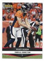 2016 Panini Instant NFL All-Rookie Team Riley Dixon Rookie Card - 1 of 335