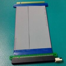 Flexible PCI-E PCI-Express cable x16 For micro case PC 16x Riser Card Extender