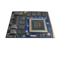GTX 980M Graphics GPU Card N16E-GX-A1 8GB MXM for Alienware Dell M15X M17X M18X