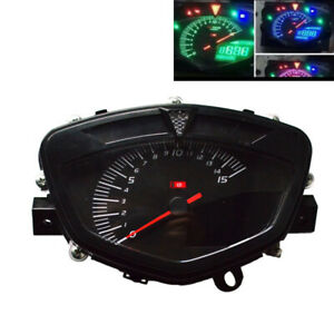 ATV UTV Motorcycle LCD Meter Odometer Tachometer Dual-process LCD instrument Kit