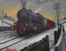 James Downie Multi-Colour Art Paintings