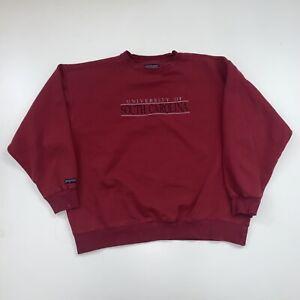 Vintage 90s University Of South Carolina Gamecocks Crewneck Sweatshirt Size XL