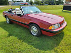 1989 Ford Mustang  1989 Mustang LX 5.0 Convertible - 1 Family owned- 35,682 Miles