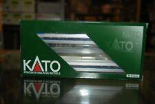 N Scale Kato 106-8002 * Amtrak Amfleet I Coach, Phase VI 2 Car Set A