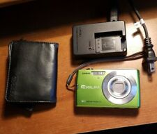 Casio Exilm EX-Z150 Digital 8.1megapixels Camera with Case and Charger -dig zoom