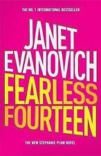 Fearless Fourteen by Janet Evanovich (Hardback, 2008)