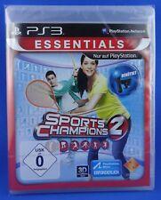 Sports Champions 2 Essentials Ps3 sehr gut