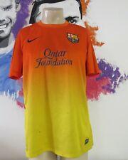 Barcelona 2012-13 away stadium shirt Nike soccer jersey size L