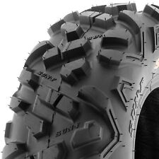 SunF Replacement 19x7-8 19x7x8 All Terrain ATV UTV Tire 6 Ply  A051 [Single]