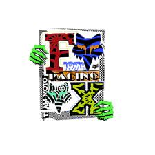 Fox Racing Deadstock Sticker 6.25 Inch Misc