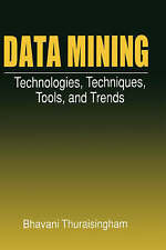 Data Mining: Technologies, Techniques, Tools, and Trends-ExLibrary